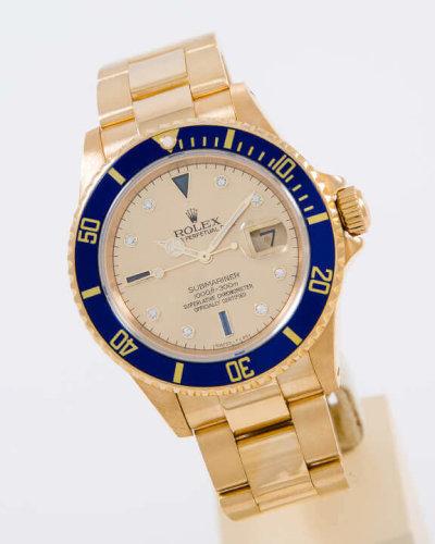 Rolex_Sub_Gold_1992