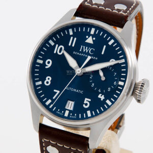 IWC Big Pilot Grosse Fliegeruhr